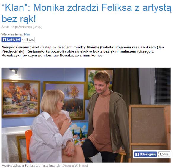 Śmierć wkartonach aseks niepełnosprawnych - co zawdzięczamy polskim serialom