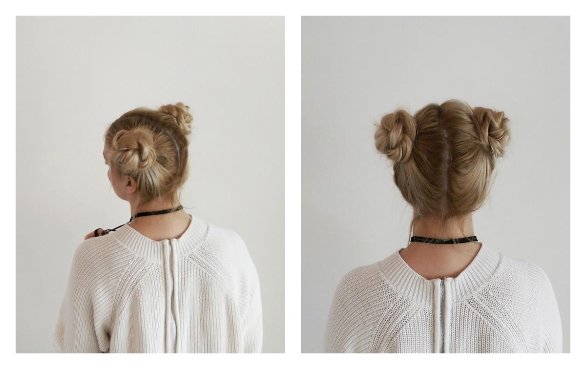 3 Fryzury Które Doskonale Pasują Do Swetrów Mdcb